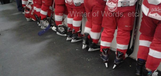 last day hockey legs